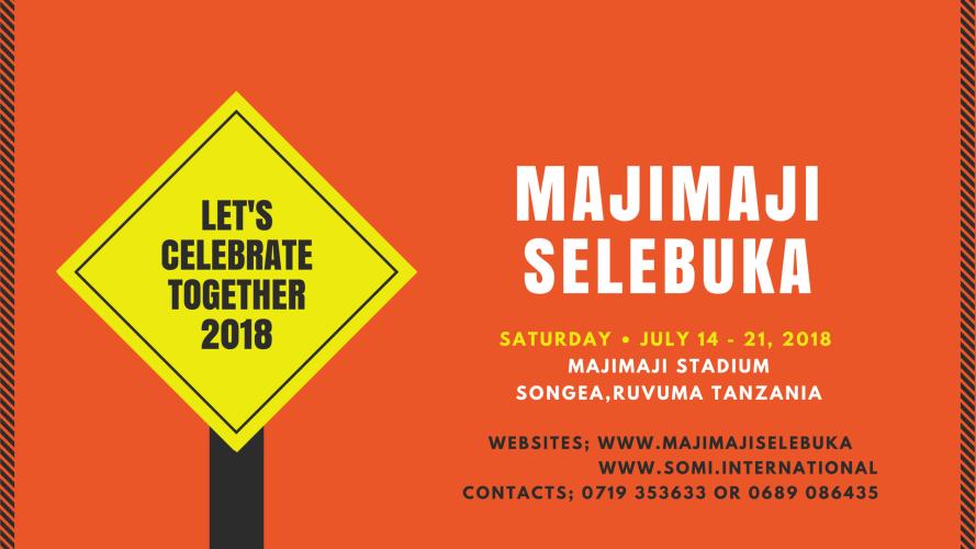 July 14-21, 2018MAJIMAJI STADIUM,SONGEA